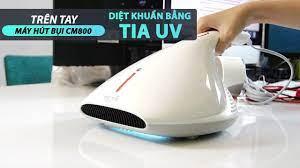 Máy hút bụi diệt khuẩn giường nệm Xiaomi Deerma CM800 chính hãng