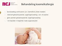 koemelkallergie dieet moeder