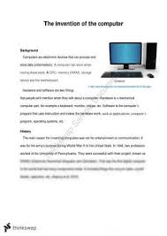 notes for fit fit introduction to computer systems  informative essay computer