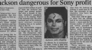 A Newspaper Article Michael Jackson Images A Newspaper Article Pertaining To Michael