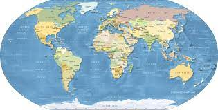 World Map - Political Map of the World - Nations Online Project