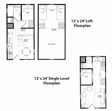 12x24 tiny house plans luxury structall homes micro cottage floor plans awesome 14 x 20 cabin