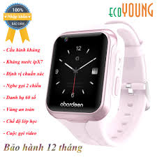 Đồng hồ thông minh abardeen V7 4G IPX7 Màu Hồng Sakura - Hàng Nhập Khẩu - Đồng  Hồ Thông Minh Thương hiệu ABARDEEN