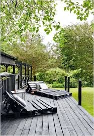 outdoor pallet furniture ideas. Build These Cool Pallet Loungers To Spice Up Your Deck Area Outdoor Furniture Ideas I