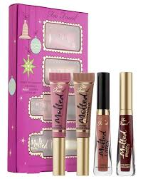 under the kissletoe the ultimate liquified lipstick set