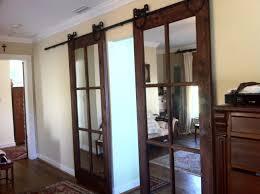 Decor & Tips: Barn Doors Interior With Barn Door Kits And Interior ...