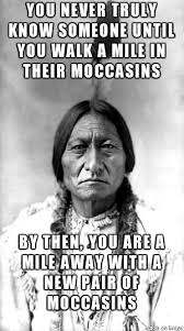 Some Native American humor for Thanksgiving - Imgur via Relatably.com