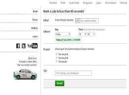 Advance Taxi Booking And Car Rentals Services At Mumbai Airports