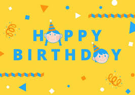 Birthday Cards Design For Kids Customize 884 Birthday Card Templates Online Canva