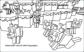 Coloring Pages Minecraft Coloring Pages Enderman Creeper Page New