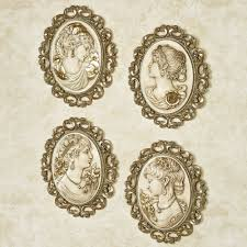 lofty inspiration victorian wall decor simple design ladies cameo plaque set ideas style era on victorian era wall art with lofty inspiration victorian wall decor simple design ladies cameo