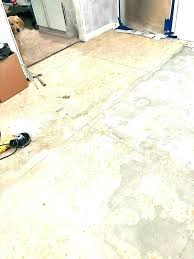 how to remove glue from concrete floors removing tile floor tips cleaning off rem