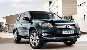 2010 Toyota RAV4 Facelift U.K. price announced