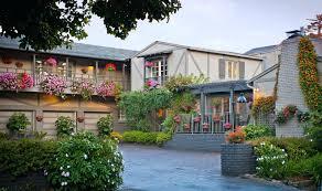 Carmel Fireplace Inn  CarmelbytheSea Hotels U0026 Resorts  Bed Carmel Fireplace Inn