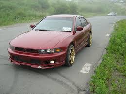 1997 Mitsubishi Galant Photos, Specs, News - Radka Car`s Blog