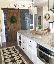 modern farmhouse kitchen decorating ideas 1