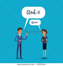 cartoon business man and woman meeting at office flat design vector awesome office table top view shutterstock id