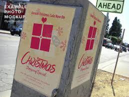 christmas flyer template flyerheroes christmas flyer template