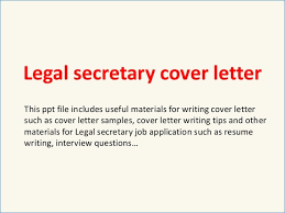 Legal Assistant Resume Cover Letter Publicassets Us