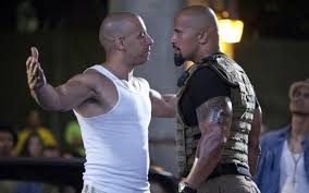 Dwayne Johnson reignites Vin Diesel feud mockingly refers to his.