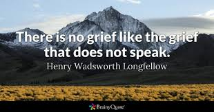 Inspirational Quotes Grief Interesting Grief Quotes BrainyQuote