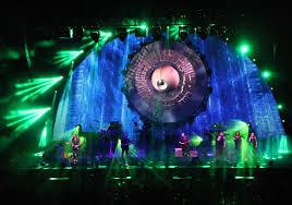 Brit Floyd Light Show Concert Preview Pink Floyd Tribute Band Brit Floyd Flies
