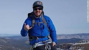 California hiker Alan Stringer is found dead on top of a glacier - CNN