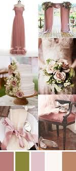 Dusty blue pink gold classic wedding ideas Centerpieces Wedding Romatic Dusty Rose Wedding Color Ideas Tulle Chantilly Wedding Color Ideas Tulle Chantilly Wedding Blog