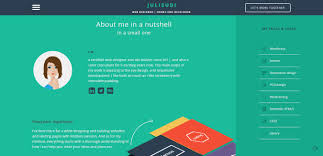 Resume Website Design 24 Creative Resume Websites For Your Inspiration 23