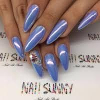 Gelové Nehty 2019 Modré