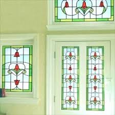 vinyl stained glass window example of stained glass window vinyl stained glass static vinyl stained glass window