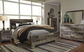 Rent to Own Ashley Furniture Derekson 6 Piece Bedroom Set | AF-RentAll