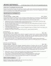 Logistics Resume Objective Senior Logistic Management Resume