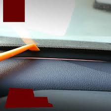 <b>lsrtw2017</b> PVC <b>car door</b> window sealing strips for citroen c2 c3 c4 c5 ...