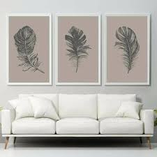 inspirational feather wall art home remodel australia inspirational