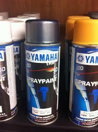 yamaha outboard paint. genuine yamaha outboard spray paint ~ bluish grey metal ymm-30400-gm youtube
