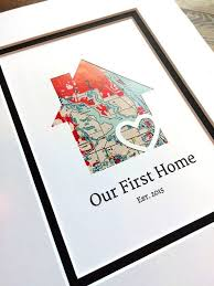 The Perfect Housewarming Gift, Wedding Gift, Anniversary Gift, Engagement  Gift, Long Distance Memento, Or Just For Personalized Decor In U2026 | First  Home In ...