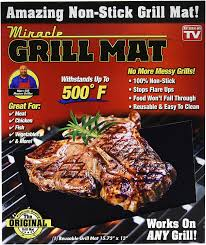 Amazon Miracle Grill Mat 2 Pack Home & Kitchen