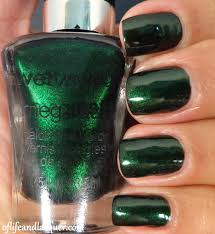 Wet N Wild Pick Your Poison Collection Fall 2012 Nail