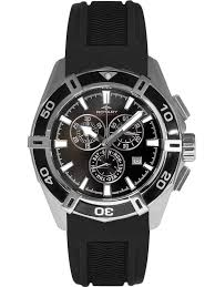 rotary mens rubber chronograph watch ags90089 c 04