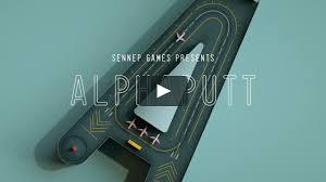 Alphaputt Make The Alphabet Your Golf Course On Vimeo