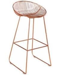 rose gold bar stools. Abbyson Living Jayce Iron Bar Stool In Rose Gold Stools A