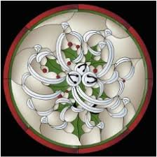 Christmas Stained Glass Patterns Fascinating Beveled Stained Glass Patterns On CD 48 Stained Glass Designs
