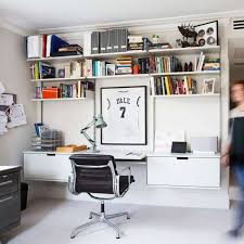 home office shelving systems. 606 universal shelving system in a home office with desk shelf and for workspace storage systems n