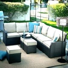 sectional patio furniture outdoor medium size of wicker clearance sectiona sectional patio furniture