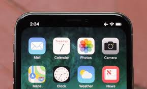 How To Hide Iphone X Notch On Wallpaper Using App For Iphone