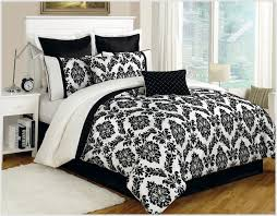 black and white bedding sets a great choice lostcoastshuttle bed bath beyond twin queen
