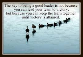 Quotes About Being A Leader