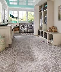 Re Tile Kitchen Floor Style Statement Porcelain Brick Tile
