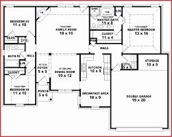 2 bedroom house plans pdf unique simple 4 bedroom house plans pdf